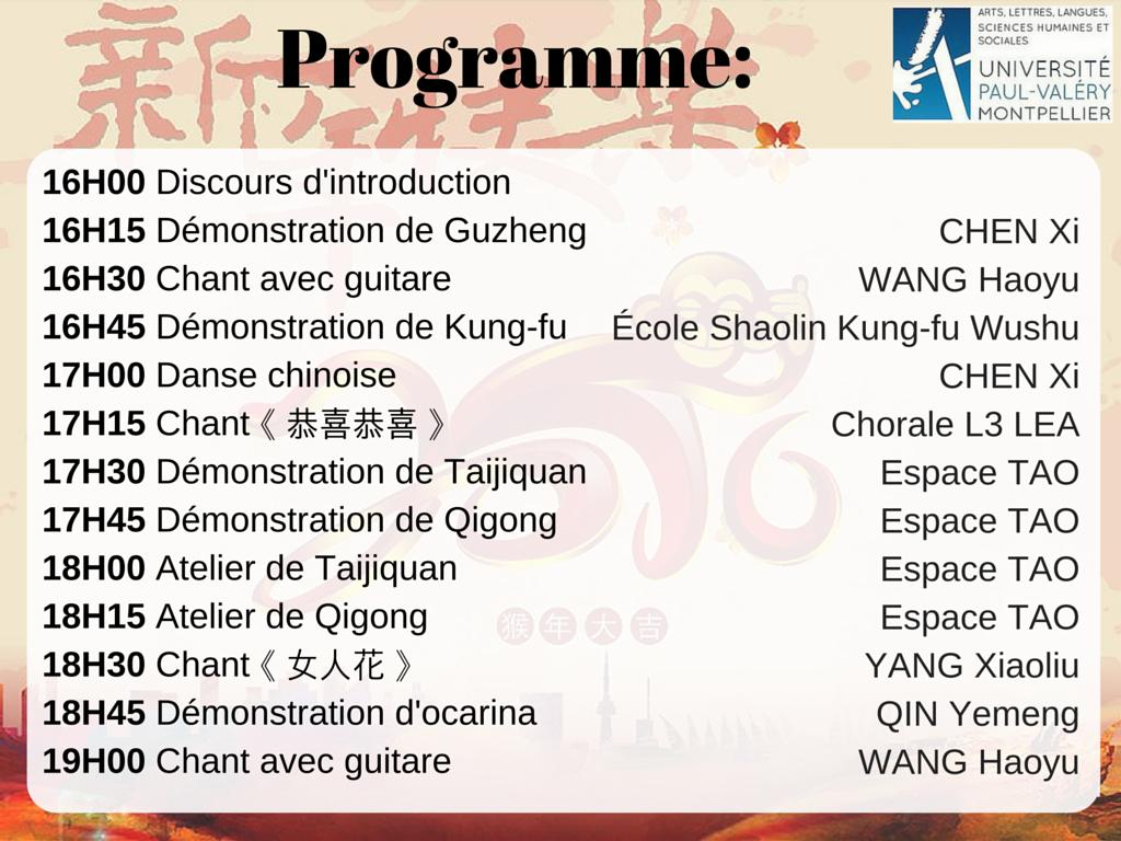 Programme version 03.02.2016