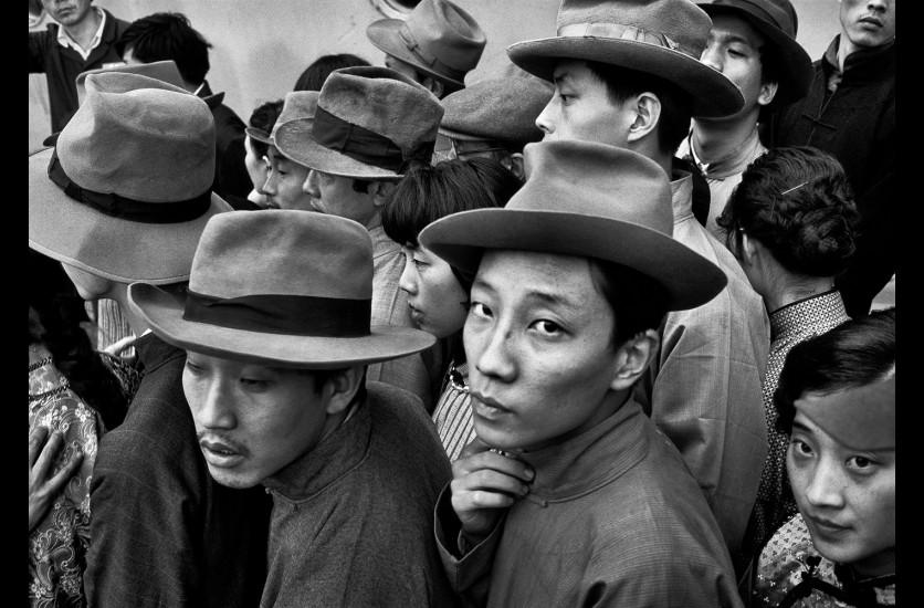 © Patrick Zachmann/ Maison Européenne de la Photographie