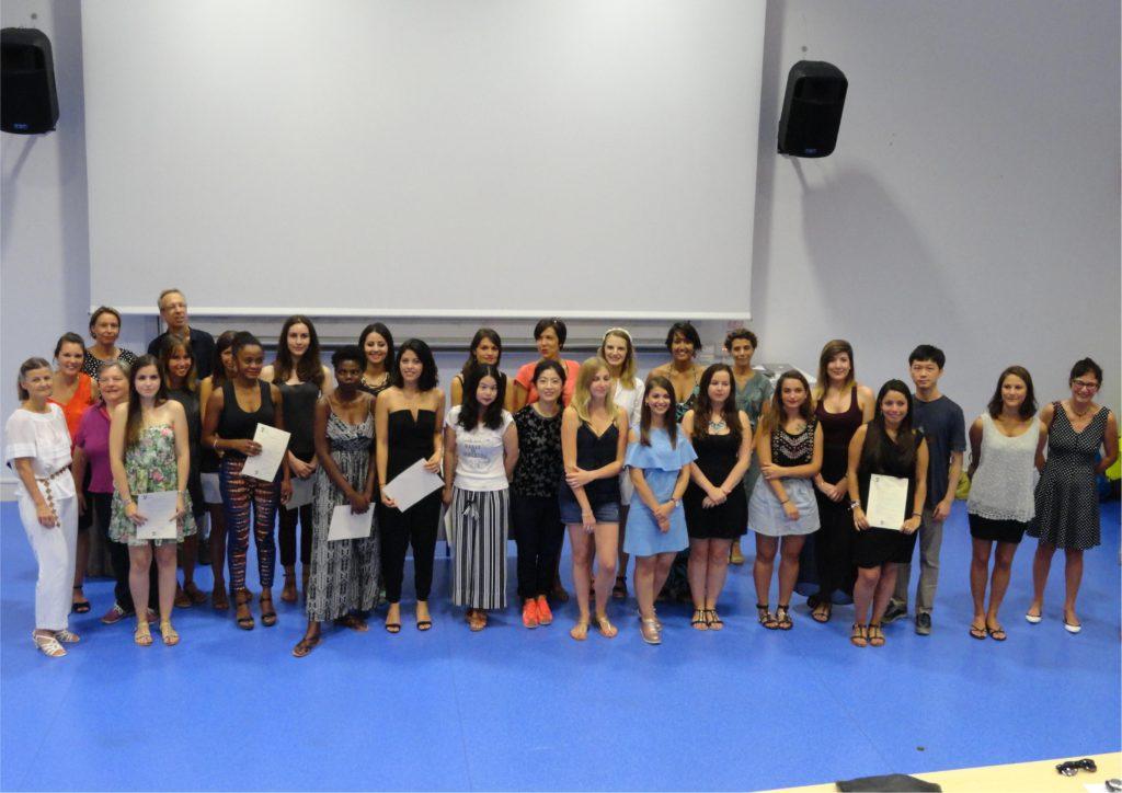 Félicitations et très bonne continuation à nos anciens étudiants du Master LEA NPI!