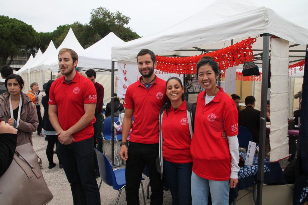 Les étudiants de Master LEA négociations de projets internationaux sont revenus ravis de leur année d'échange à l'Institut Franco-Chinois de Suzhou