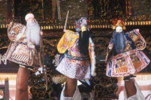 photo du film de Hou Hsiao-hsien : Le maître de marionnettes